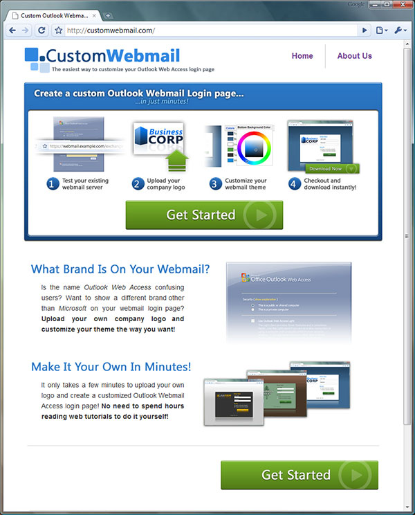 customwebmail